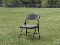 A picture of a chair